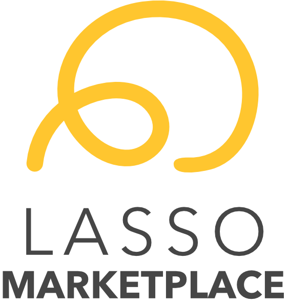 LASSO Marketplace Gray